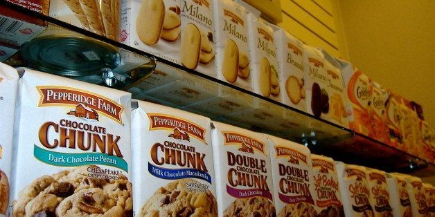 A Definitive Ranking Of Pepperidge Farm Cookies, From Disappointing To Downright Delicious | HuffPost Life