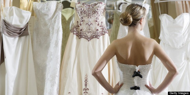 Wedding Dress Shopping Involves More Nudity And Less Champagne Than You Might Think