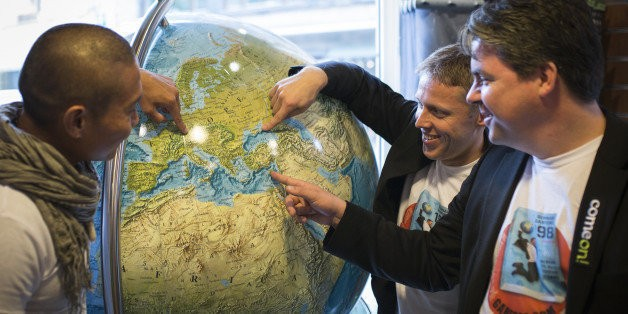 Trio Of Norwegian Men Travel To 19 Countries In 24 Hours, Set New World Record | HuffPost Life