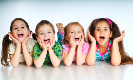 How To Teach Your Grandchildren To Be Happy