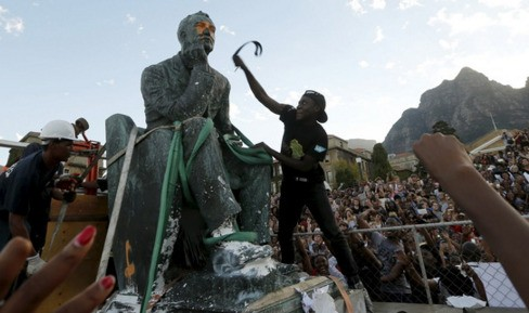 Colonial Legacy of Mining Pioneers Poses a Dilemma for South Africans