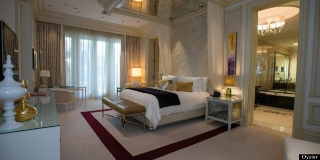 Sticker Shock: 12 Crazy Expensive Hotel Suites (PHOTOS) | HuffPost Life