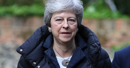 Theresa May Under Pressure To Set Resignation Date Ahead Of Meeting With Tory Backbench Chief