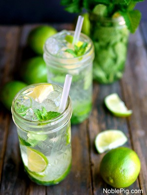 Making the Best Mojito
