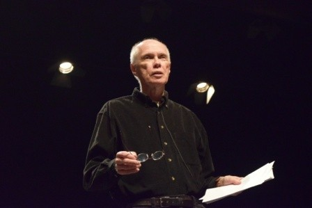 New York Poet Ron Padgett Wows Audience at the Lisbon & Estoril Film Festival