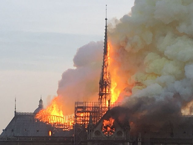 Notre Dame Fire: French Donations To Rebuild Paris Cathedral Top Whopping €600m