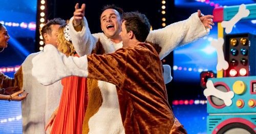 Britain's Got Talent Judges Give Ant And Dec Thumbs Up As They Go Undercover At Auditions