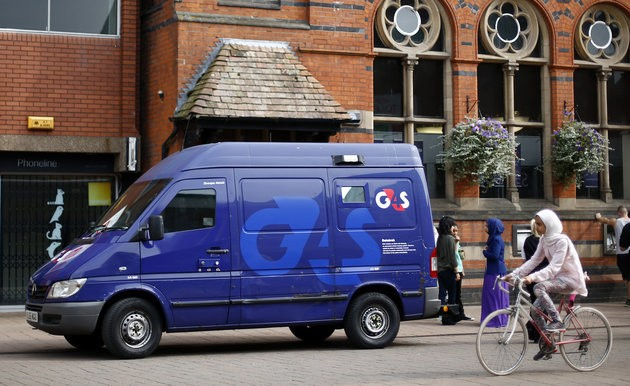 G4S Theft: Joel March Admits Stealing Almost £1Million From Security Firm's Van