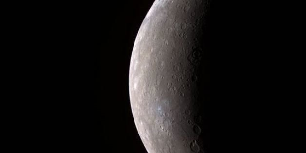 Planet Mercury May Have Been Shaped By Huge Ancient Impact