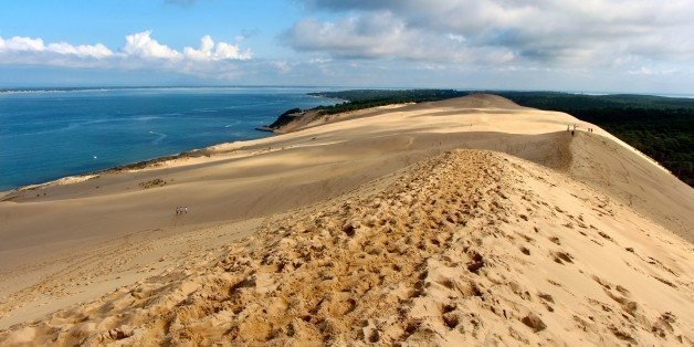 Yes, This Giant Sand Dune Is Surprisingly Located in France | HuffPost Life