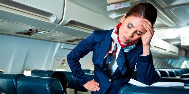 12 Things You Need to Stop Doing on a Plane   HuffPost Life