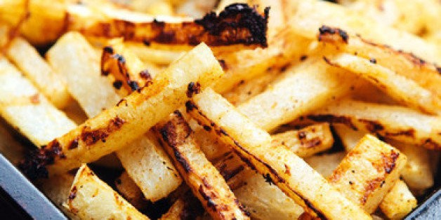 Easy Jicama Fries We Know You'll Love | HuffPost Life