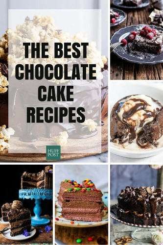 The Best Chocolate Cake Recipes You'll Ever Make