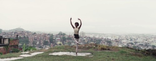Ballet Class For Girls In Rio Slum Is Free With Good Report Cards