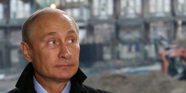 Vladimir Putin Employs An Army Of Skilled Hackers, Report Finds
