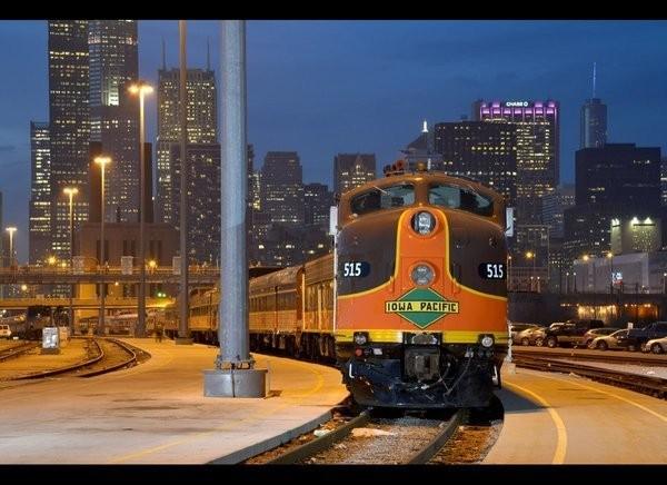 America's Most Romantic Train Trips