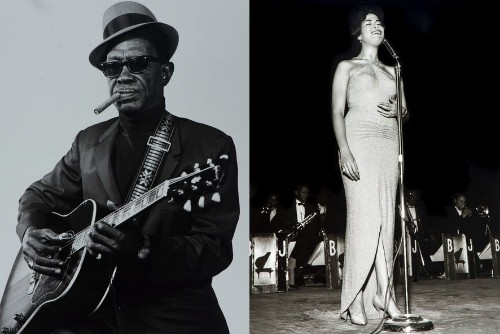 Black-And-White Photos Chronicle The Early Days Of Rhythm And Blues
