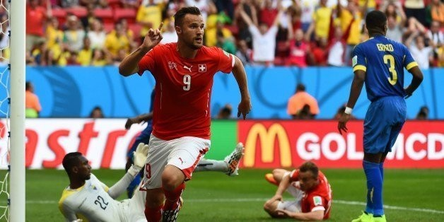 Switzerland Stuns Ecuador With Winning Goal In Final Seconds At World Cup (VIDEO/GIF)