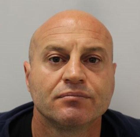 Scarface Fan Mane Driza Who Went On European Killing Spree Found Guilty Of Fifth Murder
