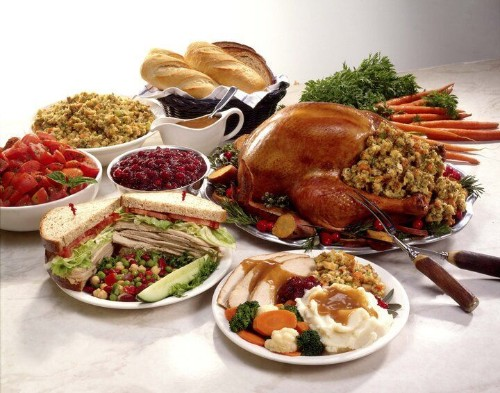 Yes, Thanksgiving Dinner Really Could Trigger A Heart Attack | HuffPost Life