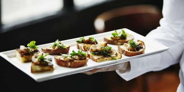 10 Next-Level Party Appetizers | HuffPost Life