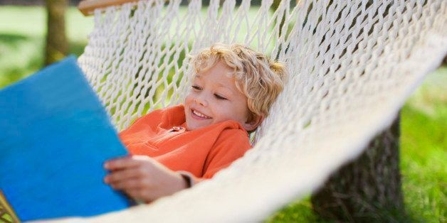 20 Terrific Books To Read With Your Kids This Spring | HuffPost Life