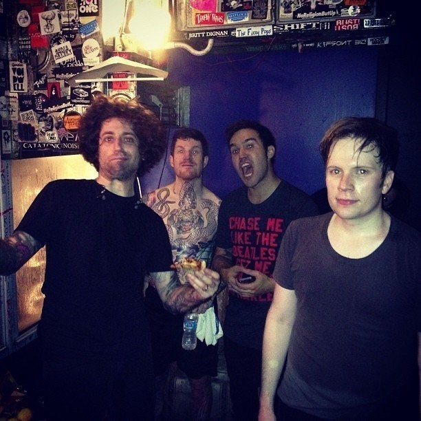 Fall Out Boy's New York Concert Proves The Boys Still Have What It Takes