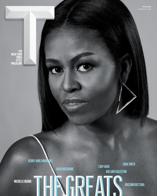 Womanism - Magazine cover