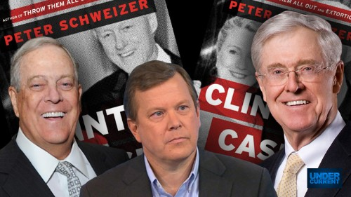 """Clinton Cash"" Author to Kochs: Don't Let Up on the Left"