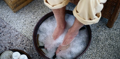 Here Are The Worst Things A Guy Could Do At A Pedicure