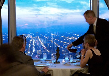 Top 10 Restaurants With a View in Chicago