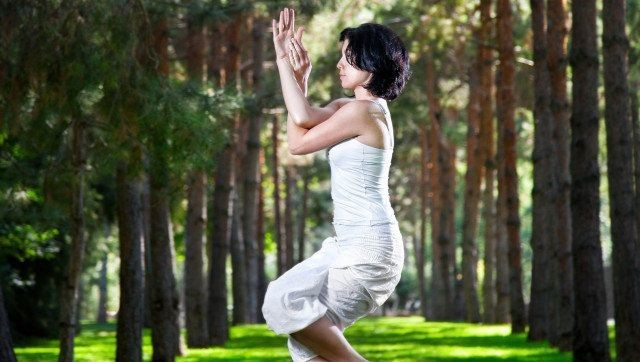 The 10 Best Yoga Poses For Stress Relief (PHOTOS)   HuffPost Life