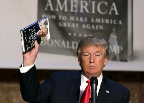 Think We Don't Need Banned Books Week? Take A Look At Donald Trump