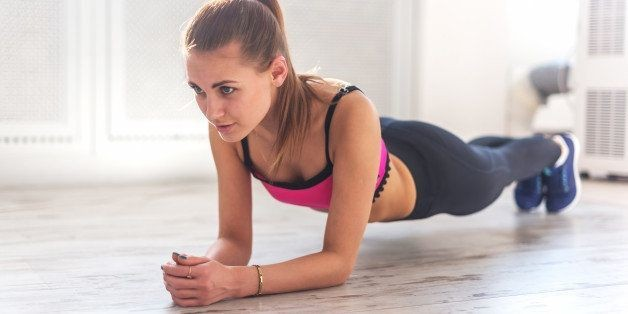 Tone At Home With This 10-Minute Workout | HuffPost Life