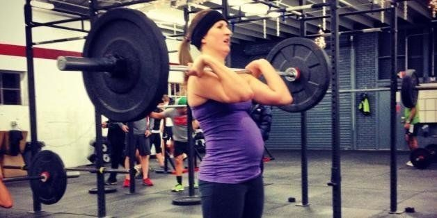 In Defense of Pregnant CrossFitting
