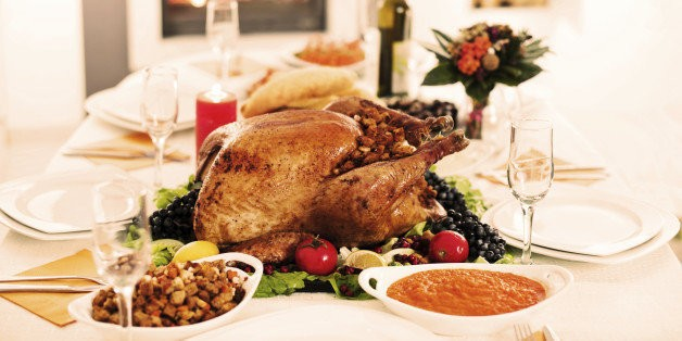 Terrific Tips for a Hearty and Healthy Thanksgiving   HuffPost Life