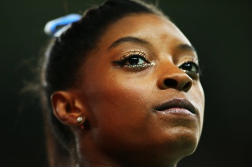 Simone Biles Proudly Opens Up About Having ADHD