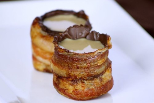 Bacon-Chocolate Shot Glasses Are Real, And You Can Make Them