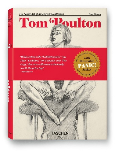 The Strange Case Of Thomas Poulton, An Erotic Artist In The 1940s (NSFW)