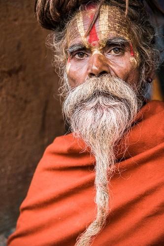 Behold, The Beauty Of Pushkar's Holy Men