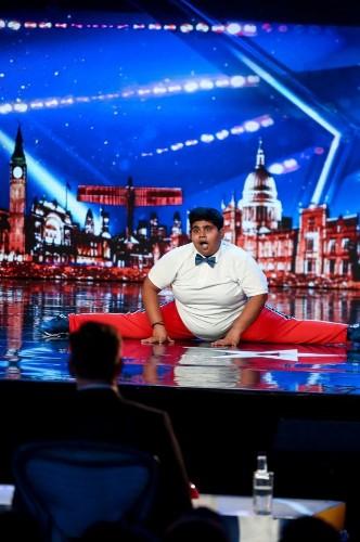 Britain's Got Talent: Ant And Dec Use Golden Buzzer For Teenage Dancer Akshat Singh