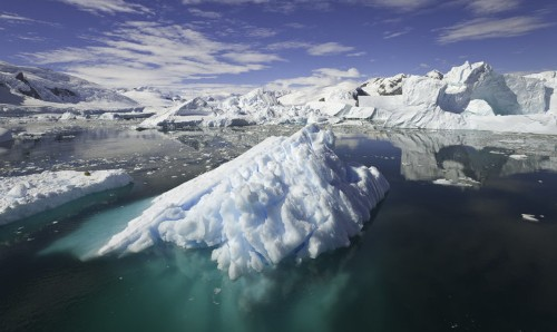 How Melting Giant Icebergs May Help Slow Climate Change (Just A Little)