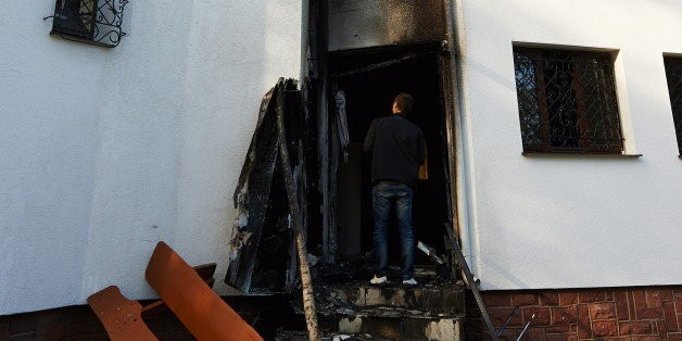 Mosque Torching Draws Kristallnacht Comparison By Polish Jews
