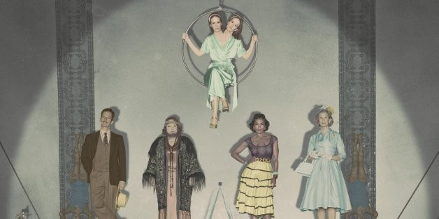 Everything We Know About 'American Horror Story: Freak Show' So Far