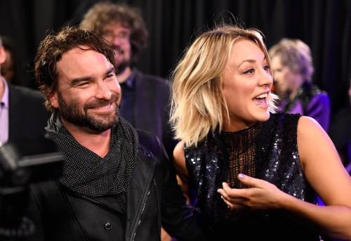 The Kaley Cuoco And Johnny Galecki Dating Rumors Continue To Swirl