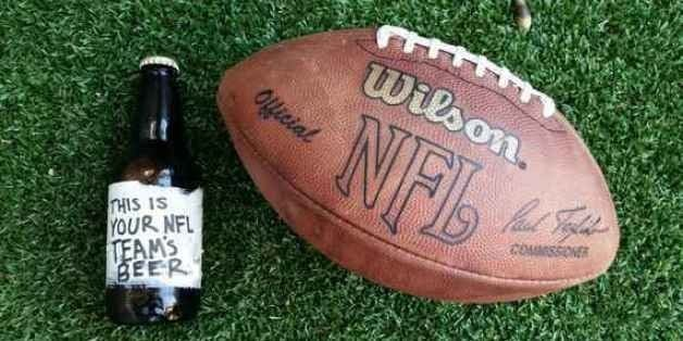 The Perfect Beer for Every NFL Team | HuffPost Life