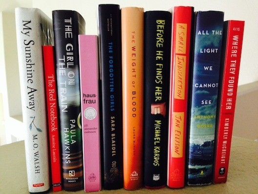 10 Must-read Books for Spring