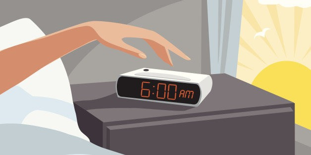 Ask Healthy Living: Why Do I Wake Up Minutes Before My Alarm Goes Off? | HuffPost Life