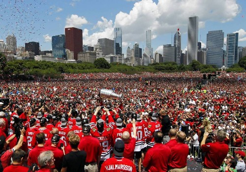 Lessons on Building Company Culture from the Chicago Blackhawks
