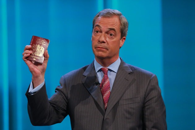 Nigel Farage: I Am Being Demonised For Speaking Out About Cologne-Style Sex Attacks In The UK